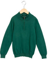 Burberry Boys' Knit Long Sleeve Sweater