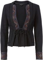 Exclusive for Intermix Paige Embroidered Jacket