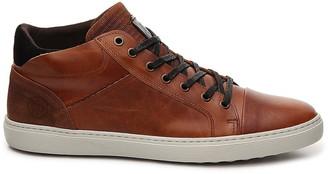 Bullboxer Leather Mid Sneaker