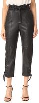 Marissa Webb Kitana Leather Pants
