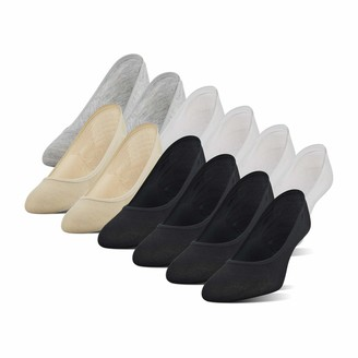 Peds Women's Low Sport Cut Liners with Gel Tab 12 Pairs