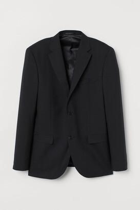 H&M Wool jacket Slim Fit