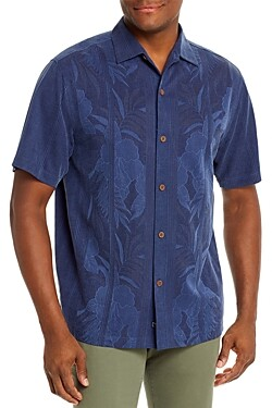 Tommy Bahama Tahitian Silk Regular Fit Short-Sleeve Shirt