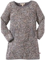 Appaman A-line Dress (Toddler/Kid) - Grey Melange-3T