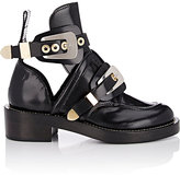 Balenciaga Women's Ceinture Ankle Boots-Black