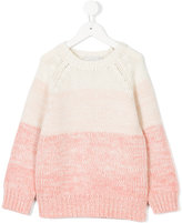 Stella McCartney degradé knitted sweater