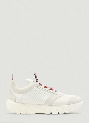 Thom Browne Mesh Panelled Sneakers