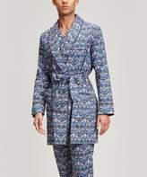 Liberty London Strawberry Thief Tana Lawn Cotton Long Robe