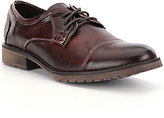 Bed Stu Repeal Cap-Toe Oxfords