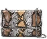 Stella McCartney python-effect Falabella shoulder bag