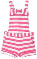 Gymboree Stripe Overalls