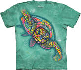 The Mountain Green Russo Turtle Tee - Toddler & Kids