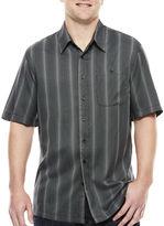 Haggar Short-Sleeve Woven Shirt - Big & Tall