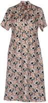 Orla Kiely Knee-length dresses - Item 34776129