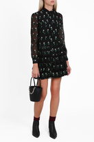 Paul & Joe Embroidered Fil Coupe Dress