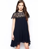Babydoll Lydia Bright Blake Dress