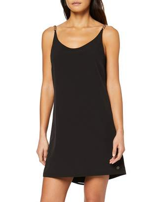 Cuplé Women's 097801 Casual Dress Black (Negro 11) X-Large
