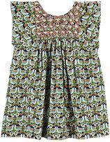 Bonpoint Cadelili Smocked Cotton Dress