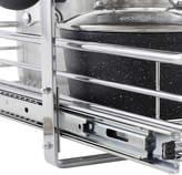 Household Essentials GLIDEZ 2-Tier 14.5 Sliding Undercabinet Storage