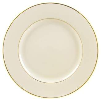 Ten Strawberry Street Luncheon Plates, Cream and Gold