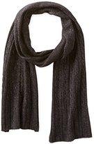 Haggar Men's Cable Knit Scarf