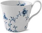 Royal Copenhagen Elements High-Handle Coffee Mug - Blue/White