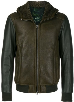 Etro Faux Leather Jacket