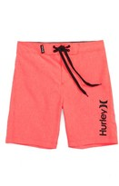 Hurley Toddler Boy's One And Only Dri-Fit Board Shorts