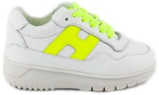 Hogan Interactive White, Yellow