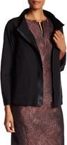 Lafayette 148 Faux Leather Parissa Jacket