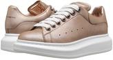 Alexander McQueen Sneaker Pelle S.Gomma