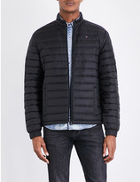Tommy Hilfiger Stand collar quilted shell jacket