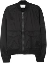 Our Legacy Black Nylon Bomber Jacket