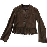 Louis Vuitton Short leather jacket