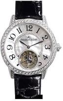 Jaeger-LeCoultre Rendez-Vous Tourbillon Mother of Pearl Dial Ladies Watch