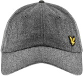 Lyle & Scott Woollen Cap Grey
