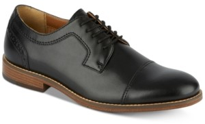 Dockers Rhodes Leather Cap-Toe Oxfords Men's Shoes