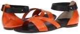 CNC Costume National 6S5AB980735 (Orange/Black) - Footwear