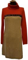 Laurèl Beige Wool Dress for Women