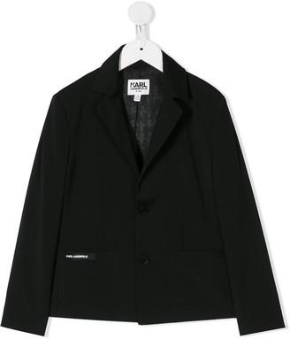 Karl Lagerfeld Paris Kameo suit jacket