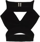 Rick Owens cutout bra top
