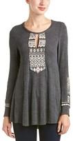Anama Embroidered Tunic.