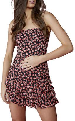 Bardot Ditsy Mini Dress