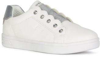 Geox Rock Girl Sparkle Slip-On Sneaker