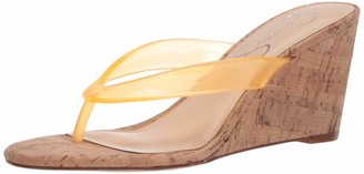 Jessica Simpson Women's Coyrie Wedge Sandals