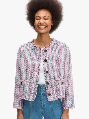 Kate Spade Enchanted Tweed Jacket