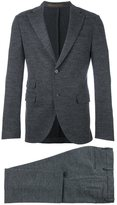 Eleventy flap pockets formal suit