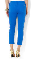 Lauren Ralph Lauren Jeans, Slimming Cropped Straight-Leg Colored