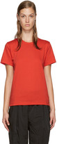 Comme des Garcons Red Jersey T-Shirt