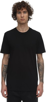 Jil Sander Cotton Jersey T-Shirt